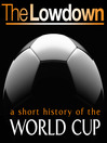 A Short History of the World Cup (MP3)